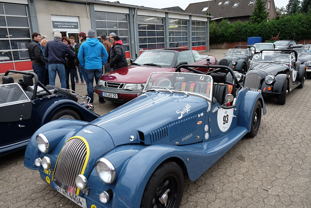 Morgan Sports Cars